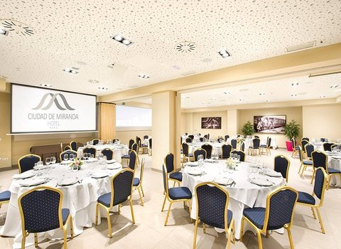 Airy and very spacious rooms for organizing any event