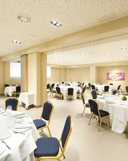 The Sercotel Miranda de Ebro Hotel offers 2 different meeting ...